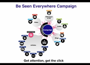 Be Seen Everywhere Campaign